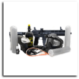 BT TM-15 Complete Scenario Paintball Kit - 62ci 3000psi HPA Tank