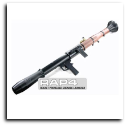Rap4 RPG Scenario Paintball Rocket Launcher