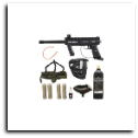 Tippmann 98 Custom Platinum Series Paintball Gun Marker MEGA Set