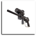 Tippmann A-5 Paintball Gun with  Response Trigger