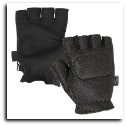 Valken V-Tac Half Finger Padded Back Gloves