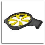 Valken V-Max Max Feed - Black/Yellow