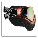 Sly Profit LE  Goggles Black Frame Copper Mask