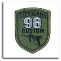 98 Custom Patch with Velcro