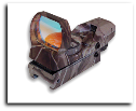 Red Dot Reflex Sight 4 Different Reticals Weaver Camo