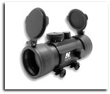1X45 T-Style Red Dot Sight  Weaver Base