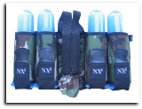 NXE-SP41 4-1 Pod Harness - Camo