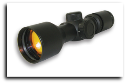 3-9X42E RED ILL. Compact Scope Ruby Lens