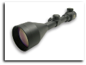 3-12X56E Red ILL. Black Scope Green Lens Ring