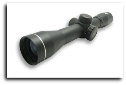 4X32 Red Dot ILL. Black Pistol Scope Blue Lens Ring