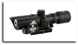 Tactical Compact Scopes W/QRM
