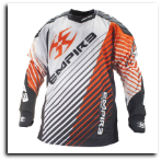 Empire Contact Zero Jersey FT Orange 3X-Large