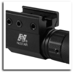 Pistol and Rifle Green Laser With Weaver Mount Pressure Switch