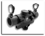 1X30 T-Style Red Dot Sight AR Mount