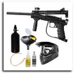 BT-4 Combat Slice Beginner Marker Package 3 - 68ci 4500psi HPA