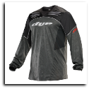 2013 Dye UL Paintball Jersey Gray M-L