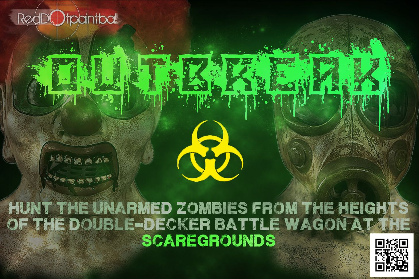 Outbreak at Scare Grounds