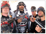 Kingman Training Paintball Guns